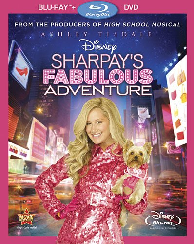 Sharpay s fabulous adventure