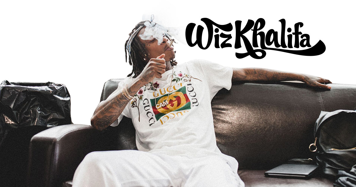 Wiz khalifa album cover