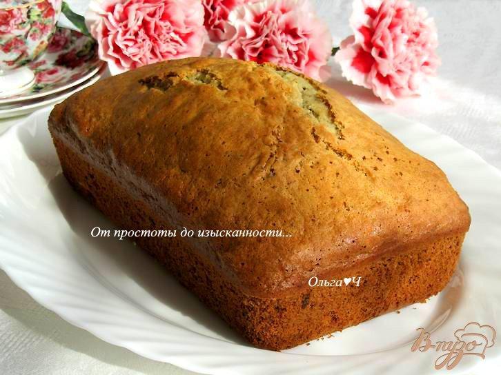 Фото приготовление рецепта: Английский кекс от А. Селезнева шаг №6