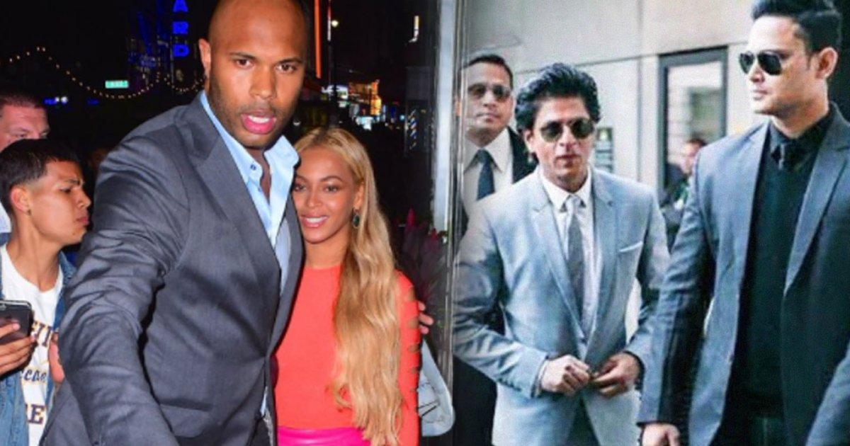 Bodyguard of celebrities