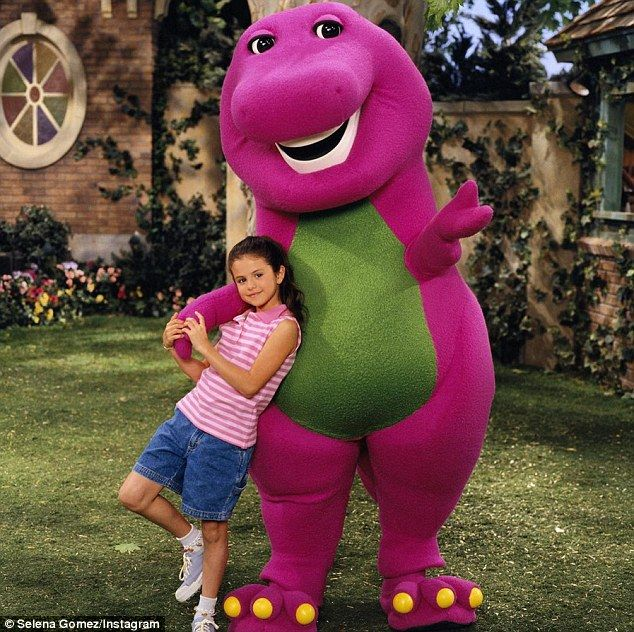 What year was selena gomez on barney and friends