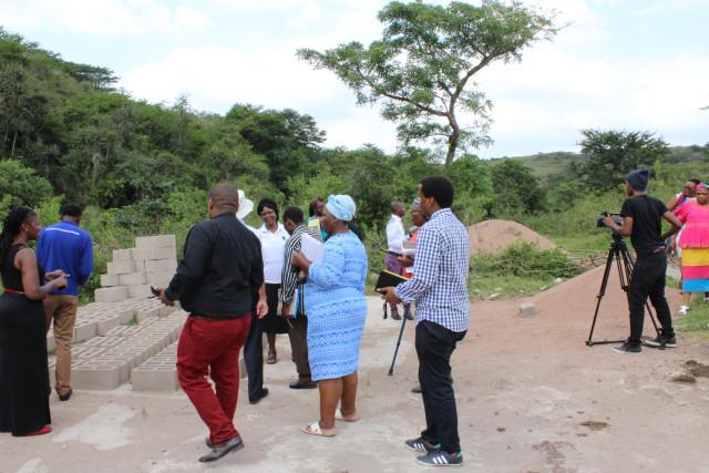 Masakhane Self Help Group from Eshowe KZN.