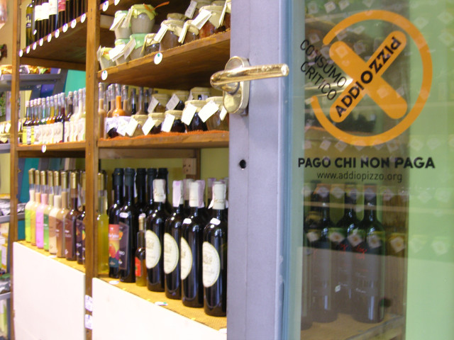 Libera Terra, Palermo keeping wine on (t)rack