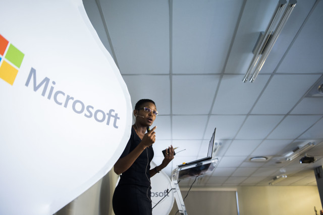 Women in Corporate need to know their rights too. Thank you Microsoft SA! Get in touch if you'd like us to conduct a Women's Rights Workshop for your staff too: ladyliberty@csiboutique.co.za