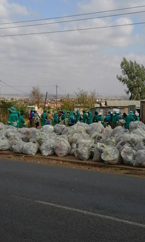 Food to waste weekly cleaning campaign