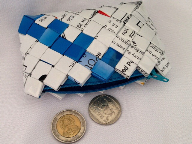 Chip Wrapper coin purse