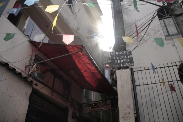 Favela Santa Marta - Botafogo - RJ