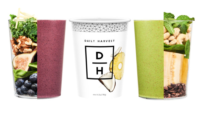 Daily Harvest, one of the businesses who received investment from Collaborative Fund