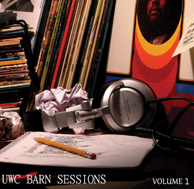UWC Barn Sessions Vol. 1 Mixtape Cover
