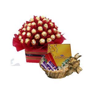 Valentine Chocolates Combo