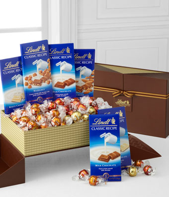 Lindt Gourmet Selections Gift Box - Best