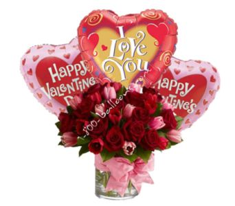 P.S. I Love You With Valentine