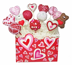 Cake Pops - Valentine