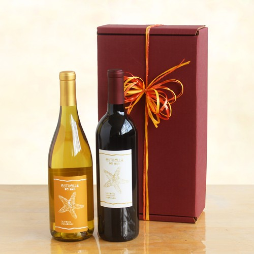 Dynamic Duo Wine Gift