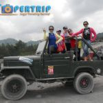 Paket Jeep Wisata Lava Tour Merapi