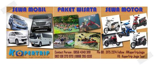 Rental Mobil & Motor KoperTrip Jogja