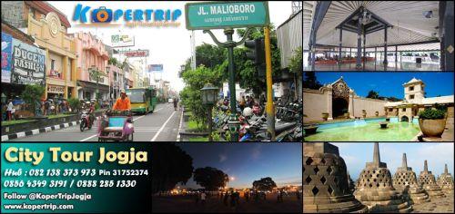 Paket City Tour Jogja