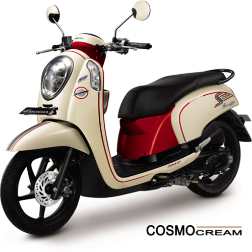 Rental Motor Honda Scoopy Jogja