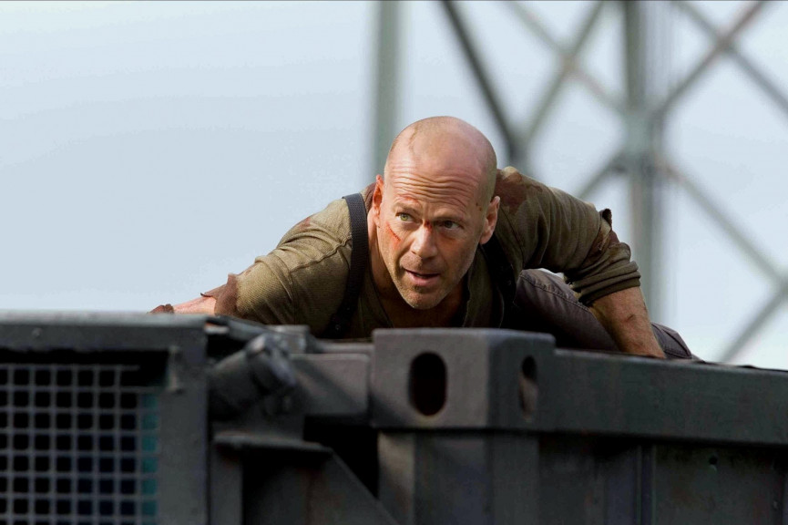 Bruce willis new die hard film