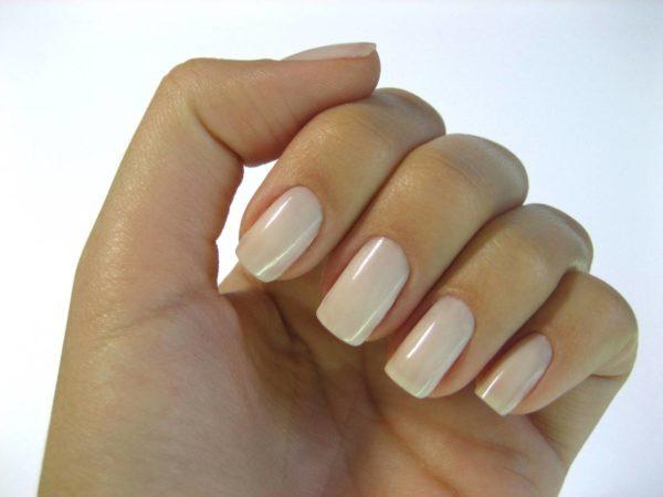 Как сделать из круглой формы ногтей квадратную