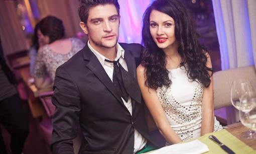 Вэл никольский и его девушка
