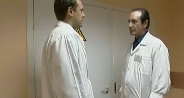 Фильм с александром рапопорт