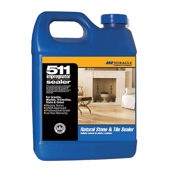 Miracle Sealants 511 QT SG 511 Impregnator Penetrating Sealer
