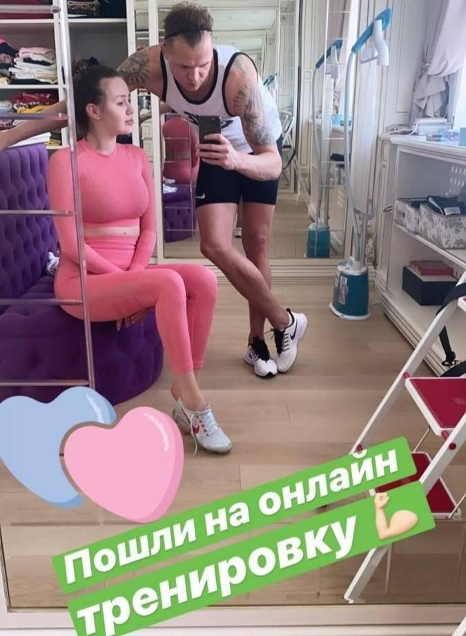 Костенко анастасия инстаграм и тарасов