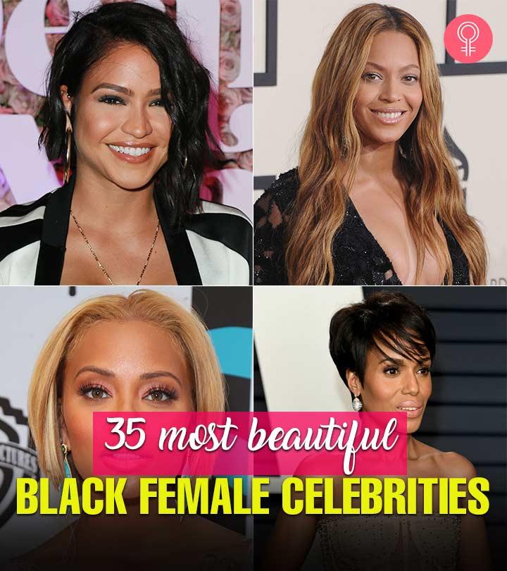 Hot ebony celebrities