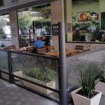 פרגודים לבית קפה