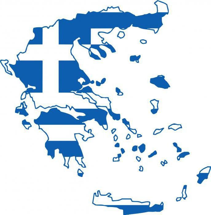 Греция в какой части света находится