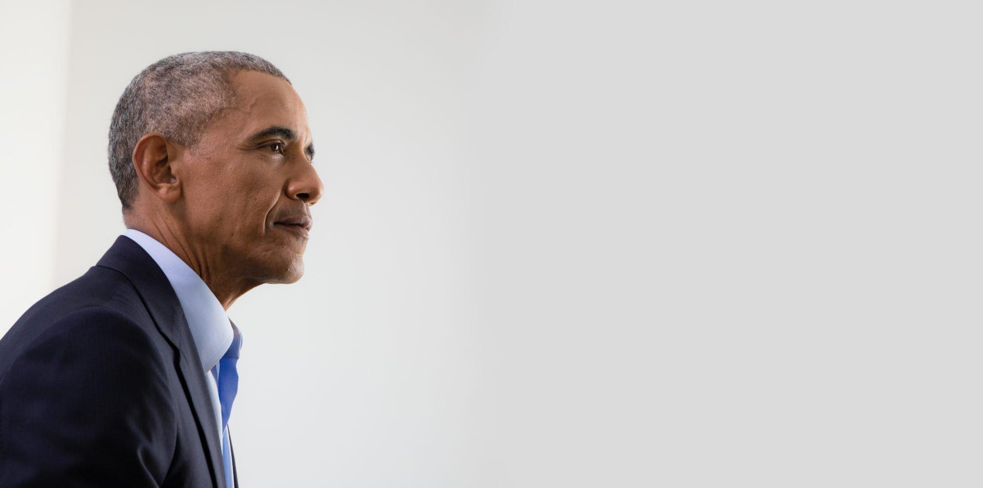 Barack obama donate