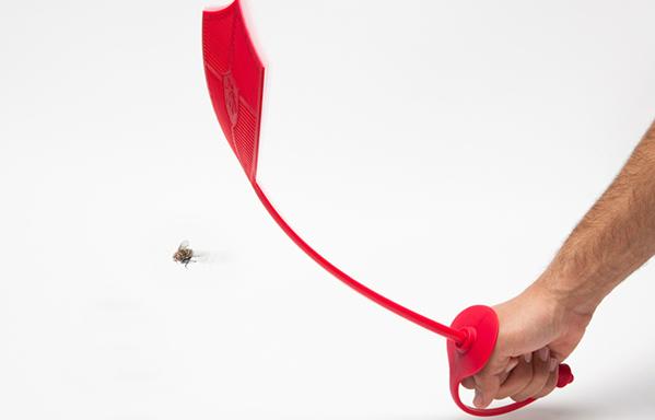 Resultado de imagen para matamoscas con mosca