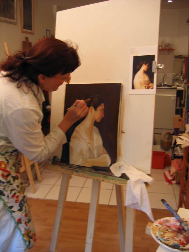 photos peintures