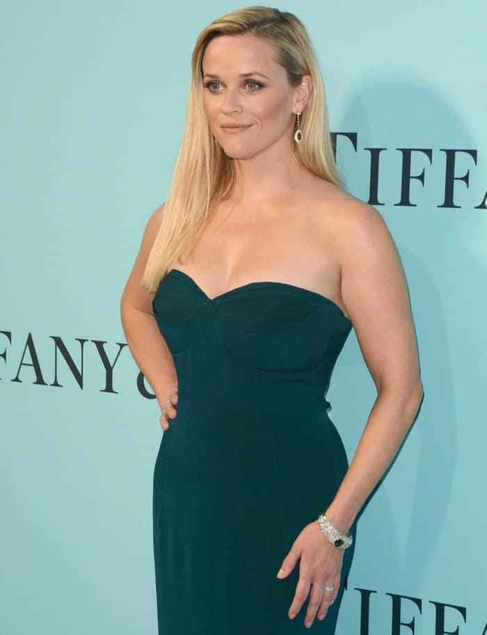 Celebrities wearing tiffany jewelry