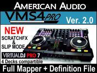 Virtual dj american audio vms4 download