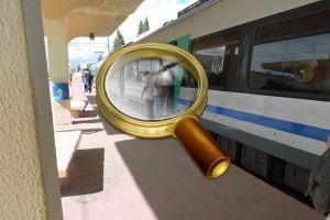 Тунисский поезд