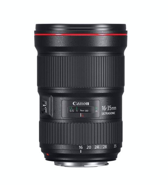 RENTACAMERA / Canon 16-35MM F/2.8 L III