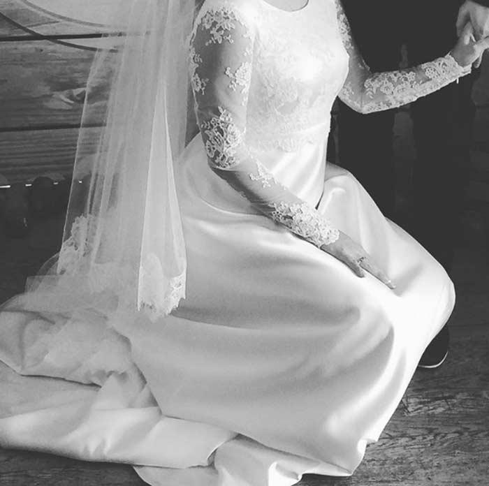 Свадьба Ваенги и Садырбаева 10