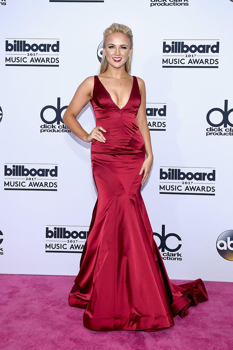 Сэвви Шилдс на церемонии вручения музыкальной награды Billboard Music Awards в Ти-Мобайл Арене, Лас-Вегас, 21 мая 2017 г.