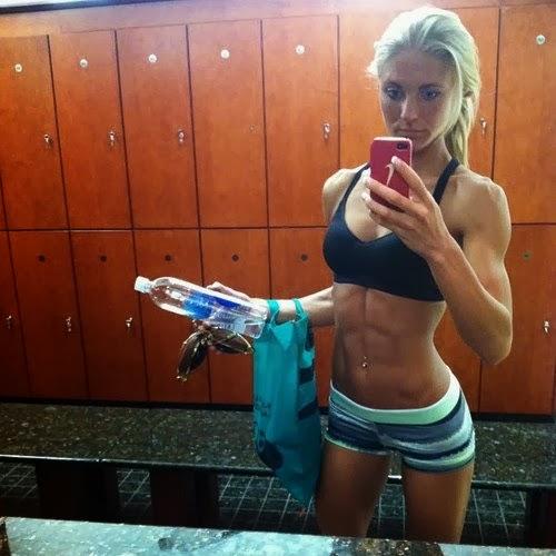 Девушки фитнес vk