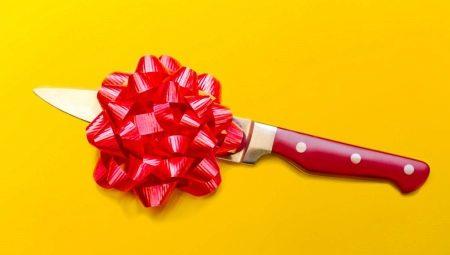 Почему нельзя дарить на день рождения нож