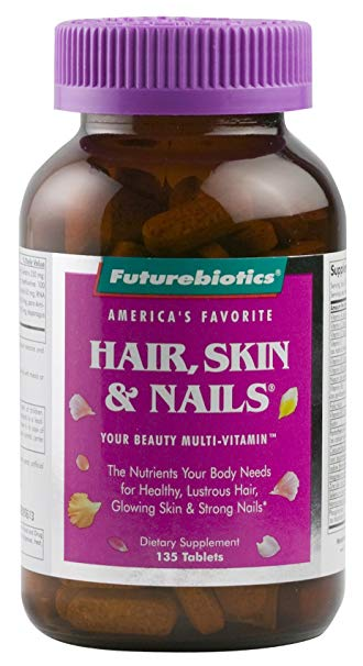 Futurebiotics hair skin nails side effects