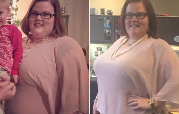 Свою истории похудения