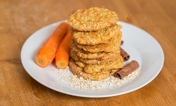 Морковное диетическое печенье рецепт с фото
