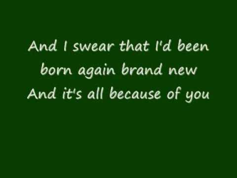 Thank you keith urban lyrics