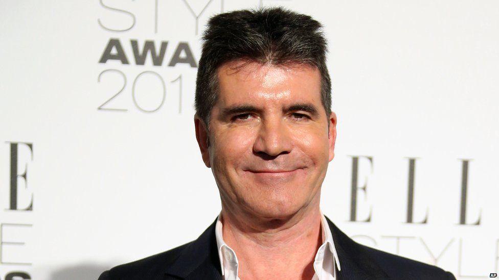 Simon cowell and leona lewis on oprah