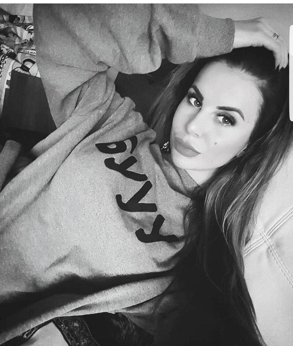Ольга называет своего бойфренда «Бу» ?Фото: «Инстаграм»