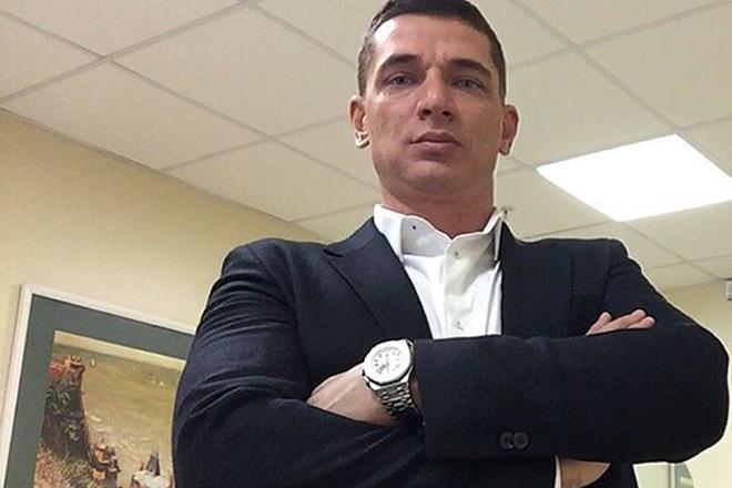 Бизнесмен Курбан Омаров