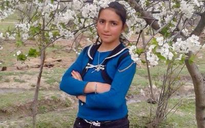 Брат убитой армянами в ходе апрельских боев девушки подорвался на мине